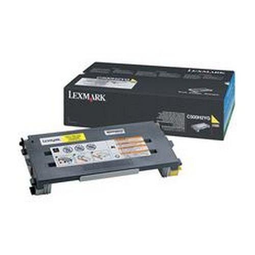 Lexmark Toner Cartridge High Capacity Yellow 0C500H2YG