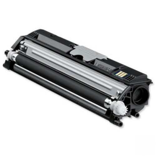 Konica Minolta Magicolor 1600 Toner Cartridge 2.5k Black