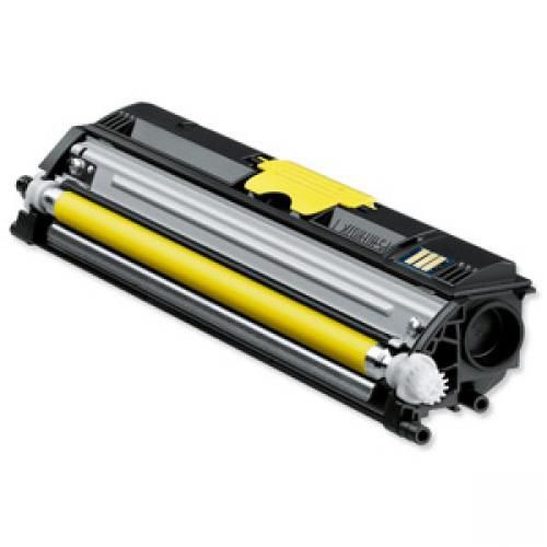 Konica Minolta Magicolor 1600 Toner Cartridge 2.5k Yellow