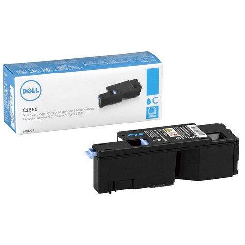 Dell 593-11129 Cyan Toner Cartridge