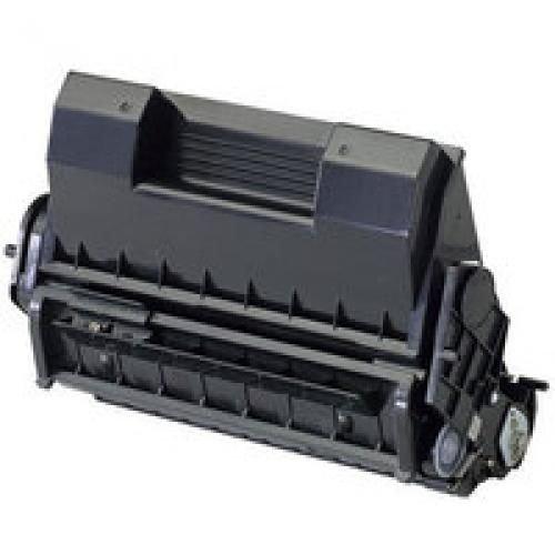 Oki 01279201 25K Pages Hi Capacity Black Toner Cartridge
