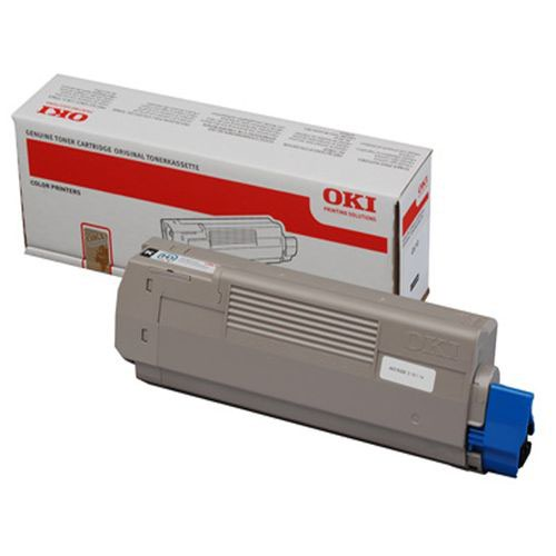 Oki 44059168 7K Pages Black Toner Cartridge