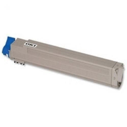 Oki 44643002 7.3K Pages Magenta Toner Cartridge