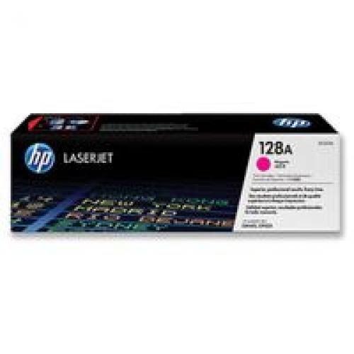 Hewlett Packard No 128A Toner Cartridge Mata CE323A