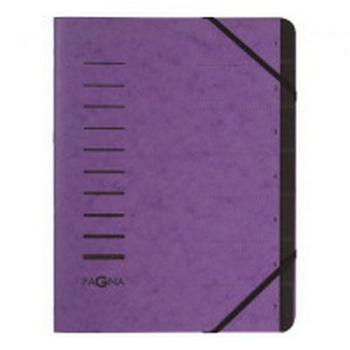 Pagna Pro 7 Part File A4 Purple Peach