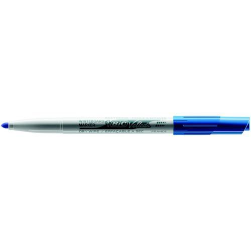 Bic 1741 Whiteboard Bullet Marker Blue