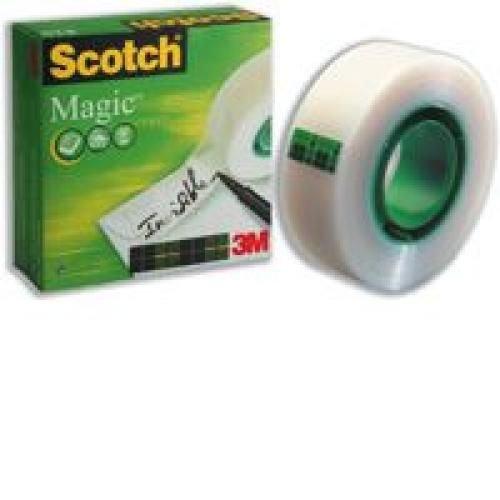 3M Scotch Magic Tape 810 25mmx66m