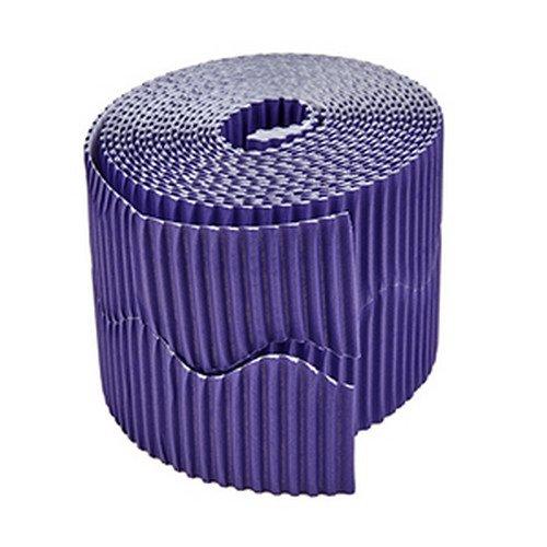 Classmates Border Roll 10m Purple