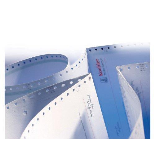 Reacto Carbonless Paper CB75 (Top) White FSC4 SRA2 450 X 640mm Pack500