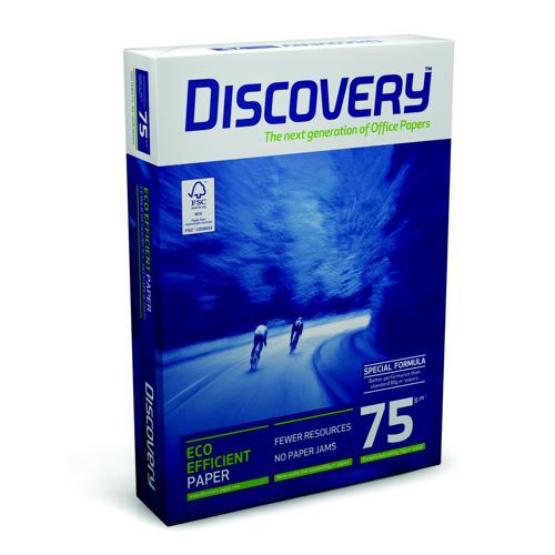 Discovery Paper FSC A4 70gsm 500 Sheets BX 5 Reams