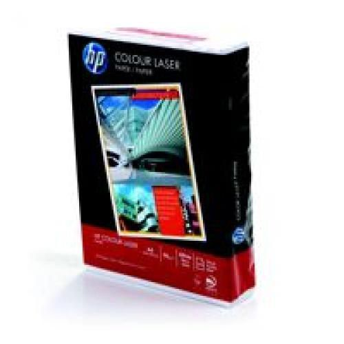 Hewlett Packard ColorChoice Paper White Paper White A3 160 gm 250 Sheets CHP763