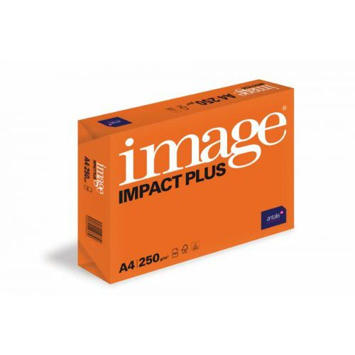 Image Impact Plus FSC Mixed Credit A4 210x297mm 280Gm2 Packed 125