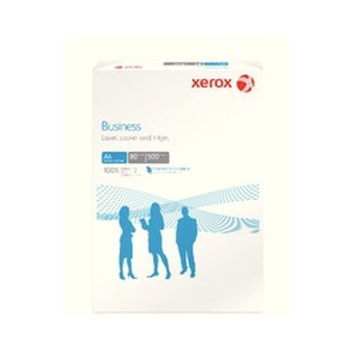 Xerox Business Paper A4 210x297mm White 80Gm2 Pack 500