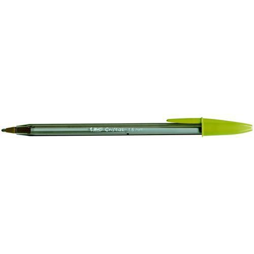 Bic Cristal Large Ball Point Pen Fashion Inks Assorted Pack of 20