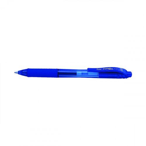 Pentel Energel X Gel Pen Blue