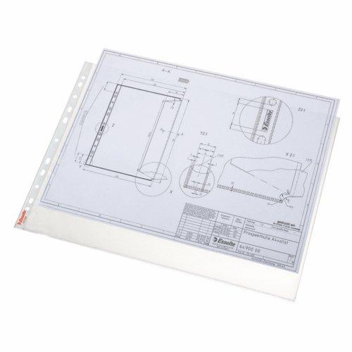 Esselte Standard Top Opening Pocket A3 Landscape Pack 10