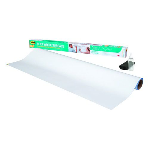 Post-it Flex Write Surface The Permanent Marker Whiteboard Surface 120x240cm