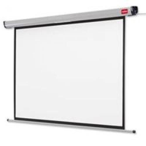 Nobo Electric Screen 240cm Wall/Ceiling Mounted Screens PJ9364