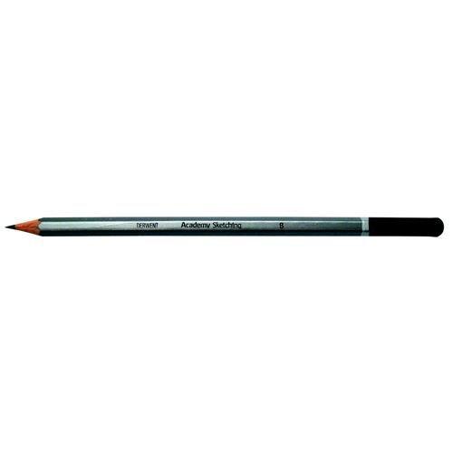 Derwent Academy Sketch Pencils Assorted 12