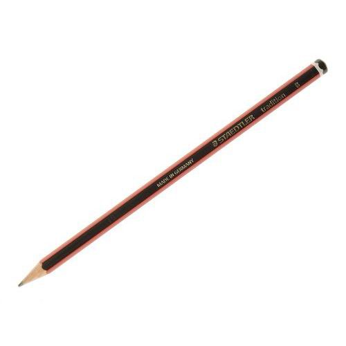 Staedtler 110 Tradition Pencil Cedar Wood HB