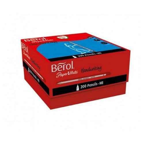 Berol Handwriting Pencil HB Classpack