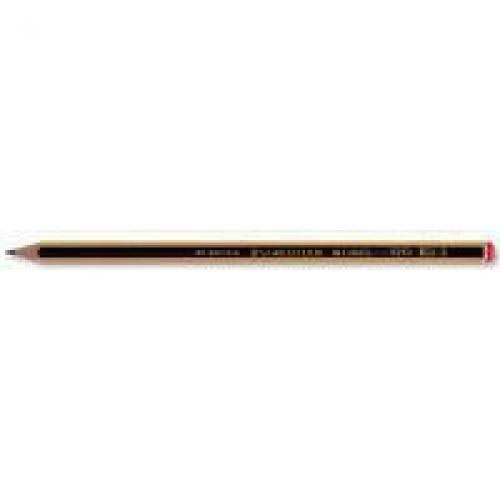 Staedtler 120 Noris Pencil Cedar Wood HB Red Cap