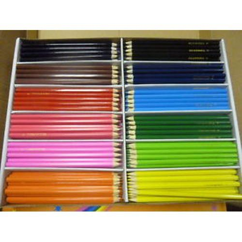 Colourworld Coloured Pencils Assorted Pack 288