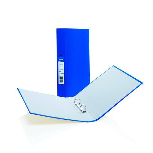 Initiative Paper on Board 2 Ring Binder 25mm Capacity A4 Blue