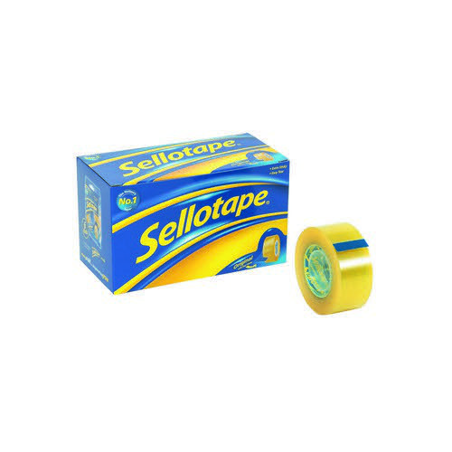Sellotape Golden Tape 24mm x 33m