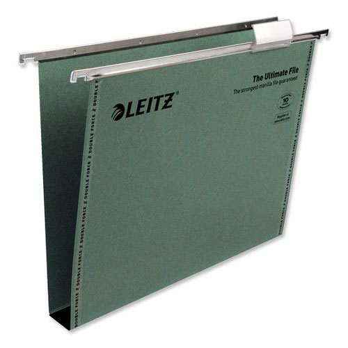 Leitz Ultimate Suspension File 30mm Green Pack 50