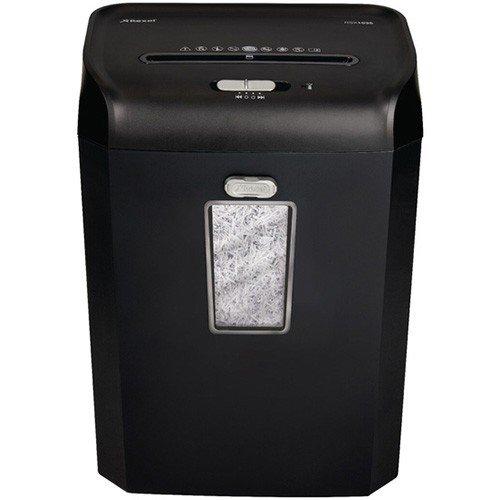 Rexel Promax QS RSX1035 Cross Cut Paper Shredder Black