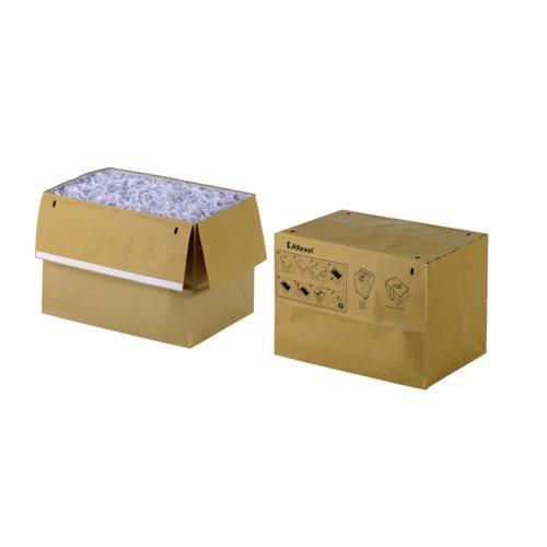 Rexel 2102441 Mercury 50 Litre Shredder Bags Pack 50
