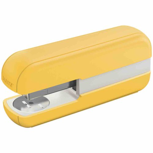 Leitz Cosy Stapler 30 sheets. Warm Yellow