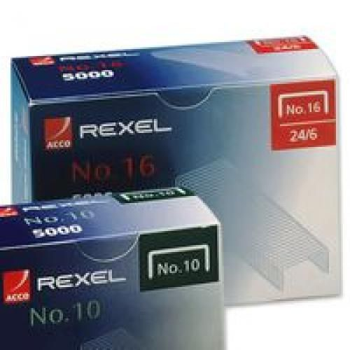 Rexel No 16 Staples 24/6 Pack 5000