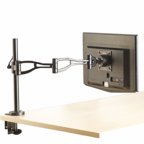 Fellowes Professional Series Single Monitor Arm