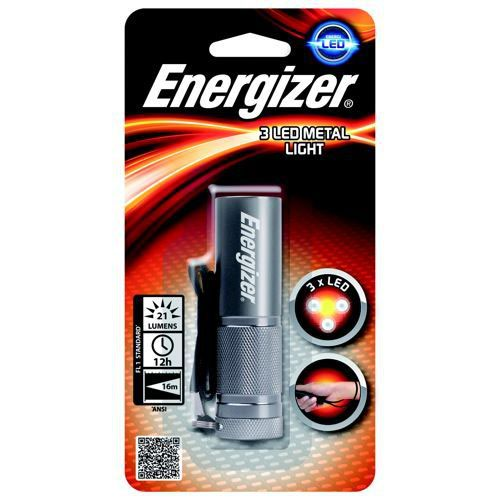Energizer Value Small Metal 3AAA
