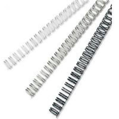 GBC Binding Wire 5mm White Pack 100