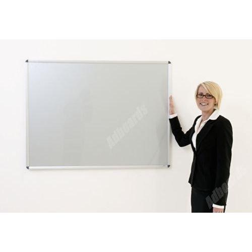 Adboards Deluxe Aluminium Frame Whiteboard 2400x1200