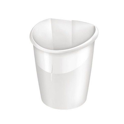 CEP Ellypse Xtra Strong Waste Tub 15 Litre Arctic White