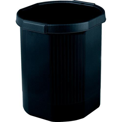 Forever Waste Bin Black