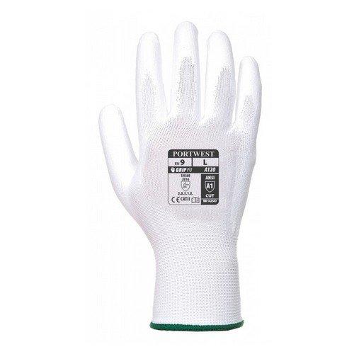 PU Palm Glove White XS/6XXL/11