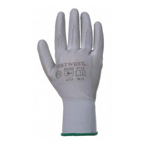 PU Palm Glove Grey XS/6XXL/11 Pack 480