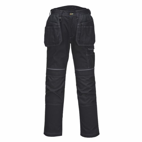Tradesman Holster Trousers Black 2848 Pack 30