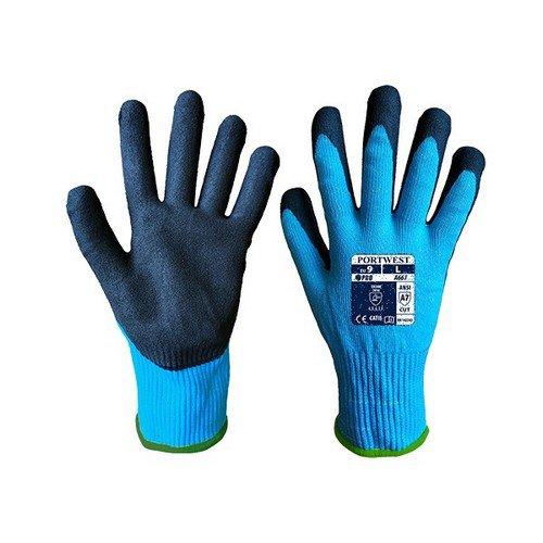 Claymore AHR Cut Glove Blue/Black LR