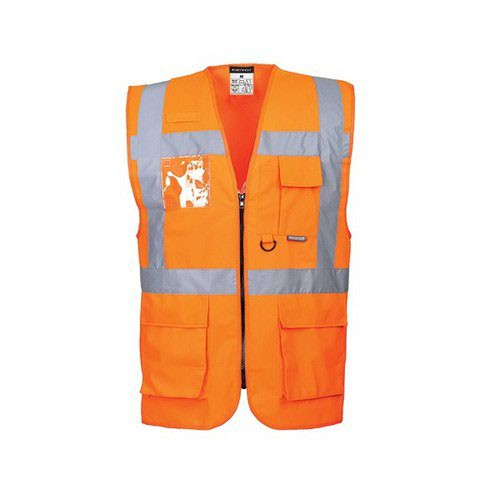 Berlin Executive Vest Orange LR