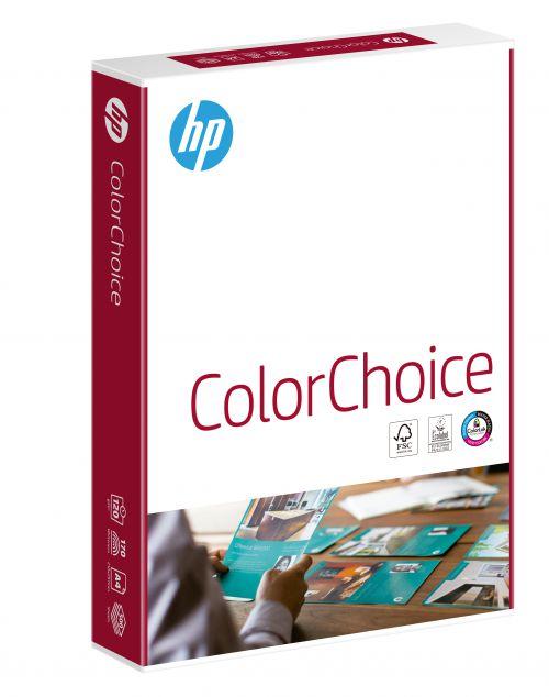 HP FSC Color Choice A4 120gsm Ream 500