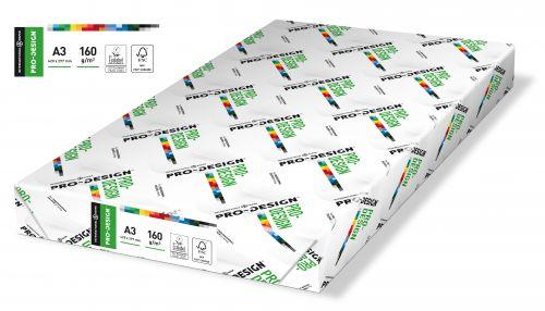 Pro Design FSC A3 160gsm (Box 1250) Code PDFSC42160