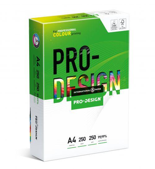 Pro Design FSC A4 250gsm (Box 1000) Code PDFSC21250