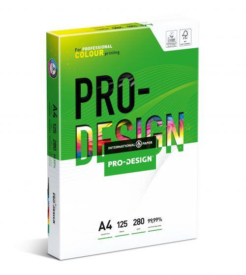 Pro Design FSC A4 280gsm ( Box 750) Code PDFSC21280