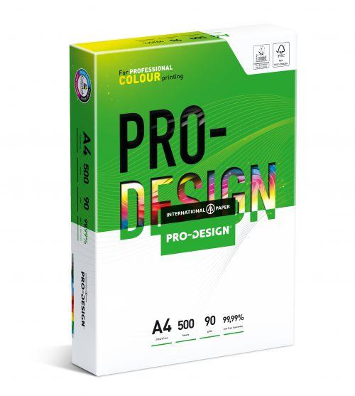Pro Design FSC A4 90gsm (Box 2500) Code PDFSC2190